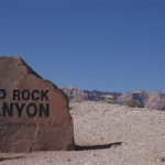 Red Rock Canyon National Monument