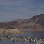 Lake Mead boat launch & marina