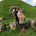 The Henge Burial Chamber, Wales