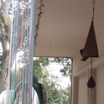 Rainbow Wind Catcher and Triangel Metal Chime