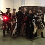 Steampunk Star Wars characters