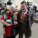 "The War Doctor and ""Sarah Jane Smith"""