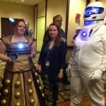Cosplay: Dalek & Spaceman