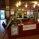 Author's Corner at Aromas Grange