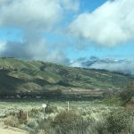 Leaving Lebec