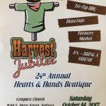 Harvest Jubilee 2017