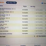My CreateSpace Title List