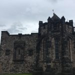 Beautiful Edinburgh Castle: Bits and Pieces