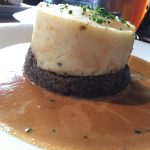 Haggis, Neeps and Tatties at The Whisky Experience