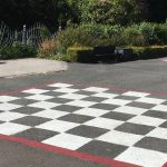 Victoria Park-Giant Chess Boards and Whimsical Fencing