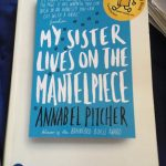 "Picture of book: ""My Sister Lives on the Mantelpiece""—Good Read"