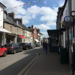 Downtown Hay-on-Wye