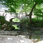 Yorkshire Dales Creek and Bridge