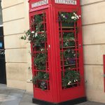 Up-Cycled Telephone Box