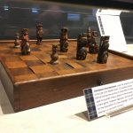 Sir Walter Scott's Chessboard