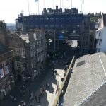 Edinburgh From Atop Camera Obscura