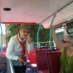 Fantastic Bristol Bus Tour Commentator