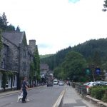 The Town of Betws Y Coed