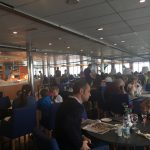 On Our Way—Stena Lines (Stena Plus Lounge)