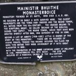 Monasterboice Plaque