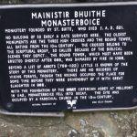 Monasterboice Plaque