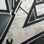 Peace Wall Image, Belfast 2018