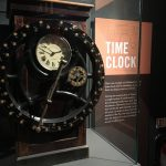 Titanic Museum: Time Clock