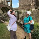 Raglan Castle Photography
