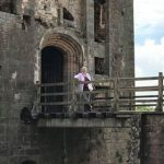 Raglan Castle Bridge