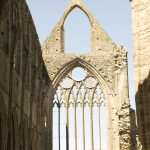 Beautiful Window at Tintern Abbey