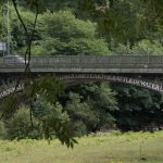 Commemorative Bridge in Betws Y Coed