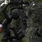Sculptures at Missouri Botanical Garden