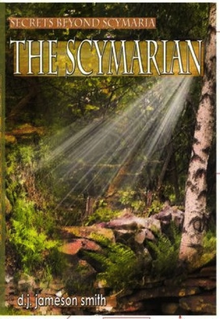 The Scymarian Cover—Sneak Peek
