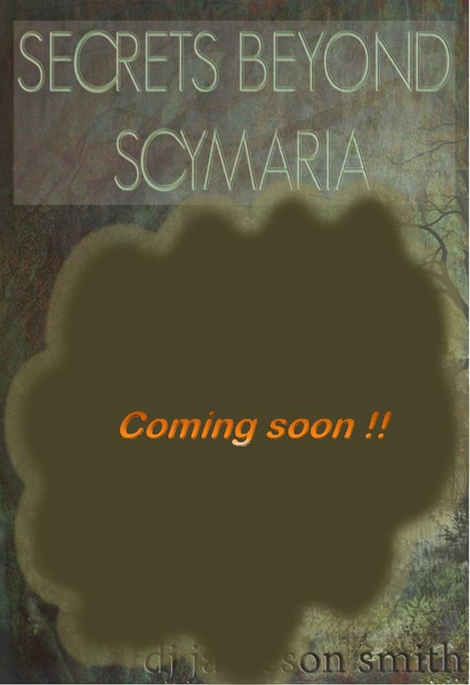 Cover art for Secrets Beyond Scymaria-partial reveal